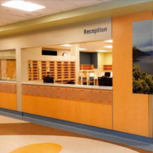 Vernon Jubille Hospital